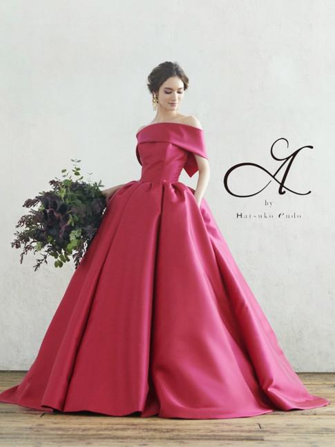 Vanessa(Cherry Pink)