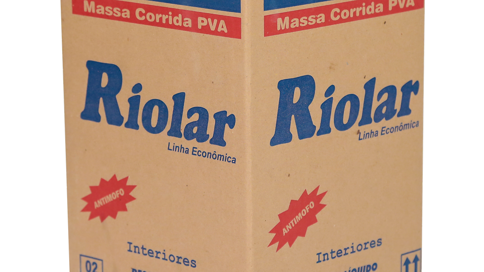 Massa Corrida PVA Riolar (Interiores)