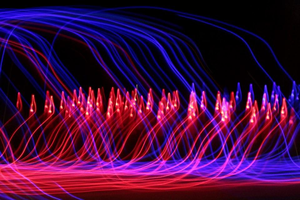 Art as a Source series: Lightplay