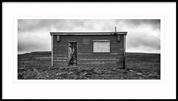 Refuge Hut, Westfjords, Iceland
