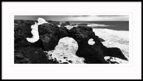 Gatklettur Rock Stack, Snaefellsnes Peninsula, West Iceland
