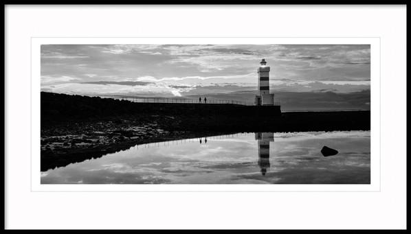 Garðskagi Lighthouse, Southwest Iceland