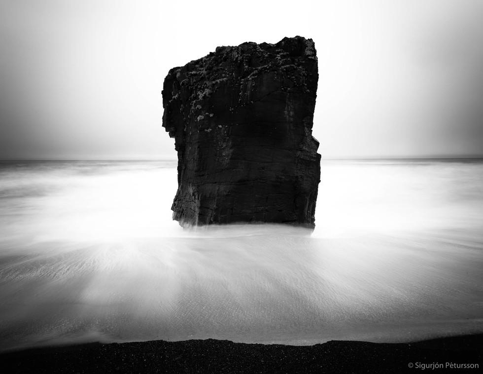 Fauski Rock, East Iceland