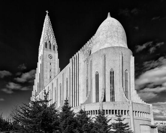Hallgrimskirkja Church, Reykjavík, Iceland