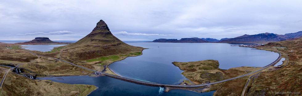 Mt. Kirkjufell, West Iceland