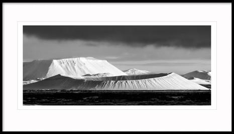 Mt. Hverfjall, Northeast Iceland
