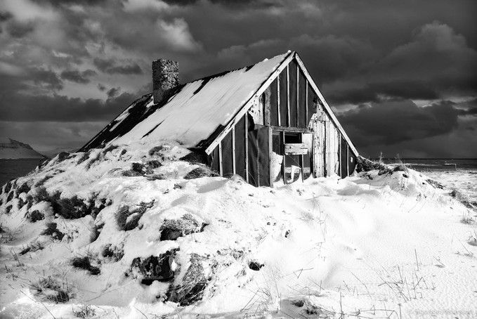 Bardastrond, West Fjords, Icelandstrond, West fjords, Iceland