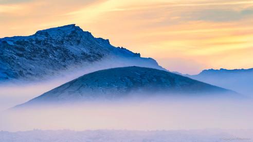 Mt. Keilir region, Southwest Iceland