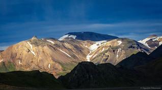 Mt. Torfjajokull, Central Highlands, Iceland
