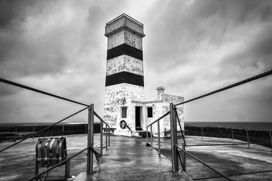 Gardskagaviti lighthouse, Southwest Iceland