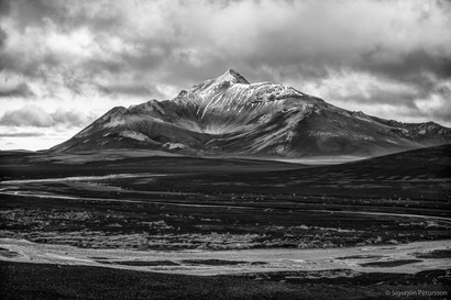 Sveinstindur, Southeast Iceland