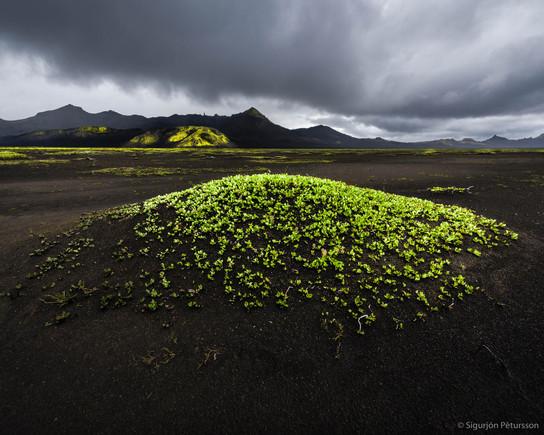 Langisjor lake region, Southeast Iceland