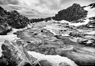 Thingvellir NP, Southwest Iceland