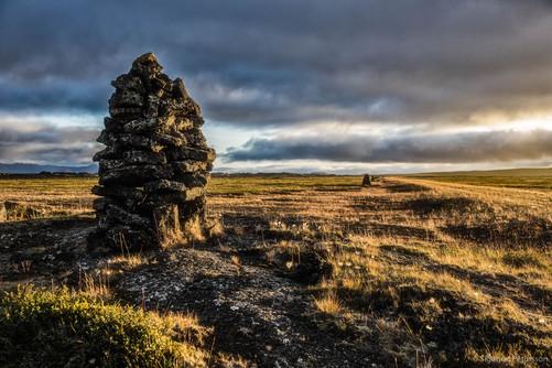 Lake Myvatn region, Norheast Iceland