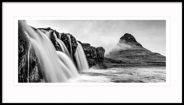 Mt. Kirkjufell, Snaefellsnes Peninsula, West Iceland