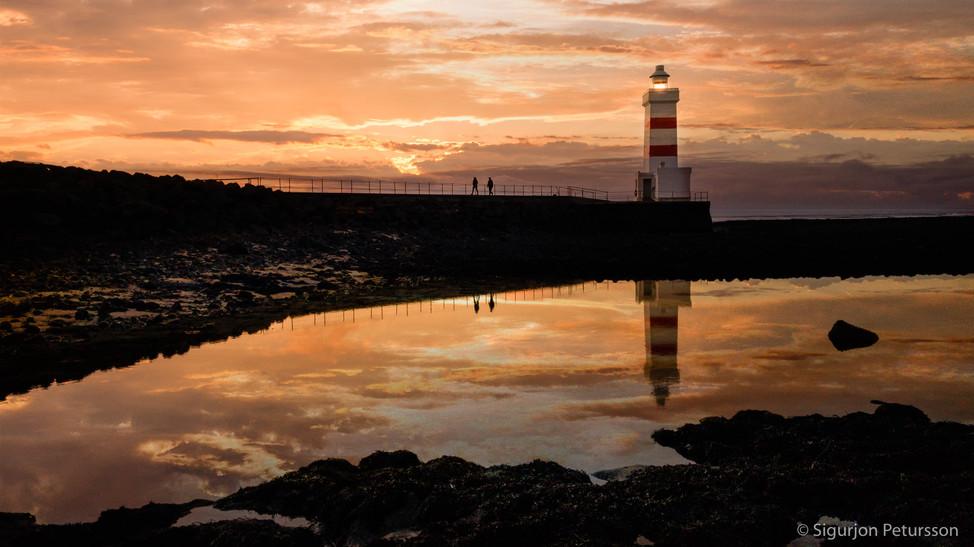 Gardskagi Lighthouse, Southwest Iceland