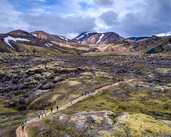 Landmannalaugar, Central Highlands,Iceland