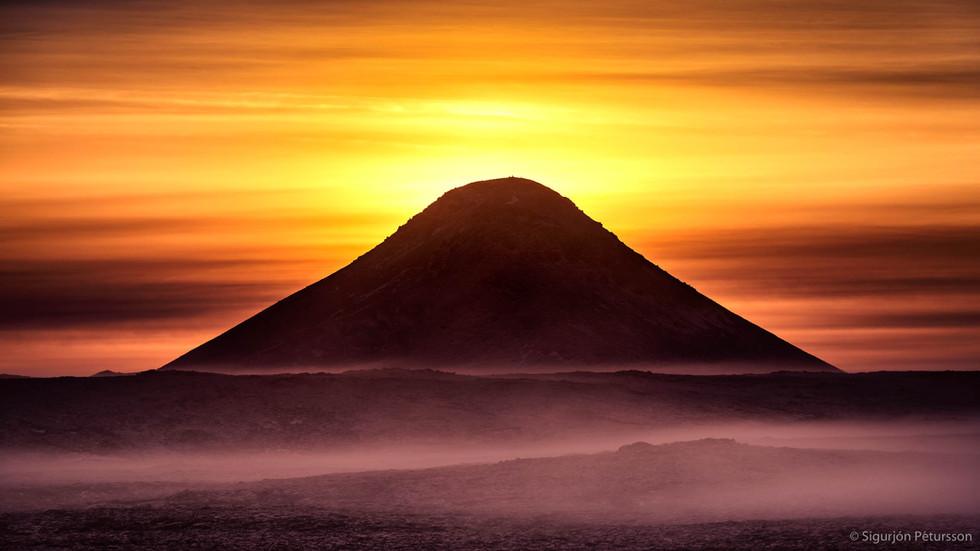 Mt. Keilir, Southwest Iceland