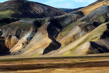 Landmannalaugar, Central Highlands, Iceland