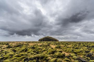 Orrustuholl, Southeast Iceland