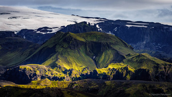 Thorsmork and Eyjafjallajokull Glacier, South Iceland
