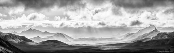 Langisjor region, Southeast Iceland