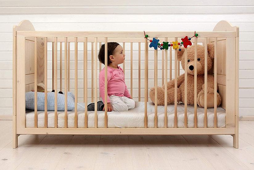 Bamboo Mattress Protector (Cot Bed)