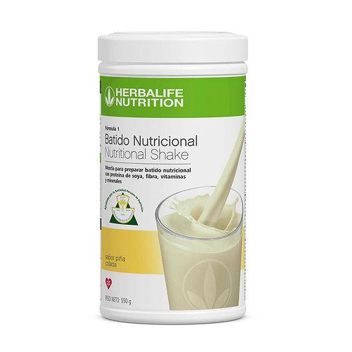 Batido Nutricional Fórmula 1
