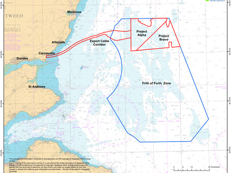 Offshore applications submitted (Phase 1)