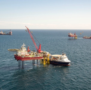 OTM installation with Seajack vessels at