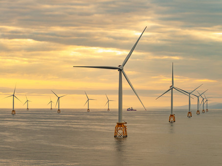 Scotland's largest offshore wind farm generates £2.4bn for UK economy