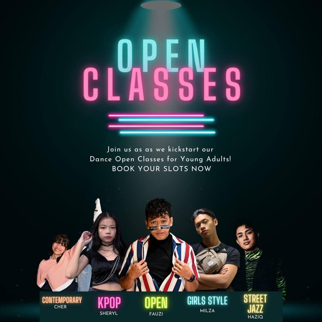 Project Z: Open Class