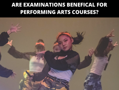 Examinations courses for performing arts - Should i give it a miss?