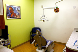 One of the Private Examination Rooms