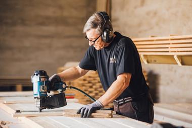 Arbeitsvorbereitung EPK Holz Gudensberg