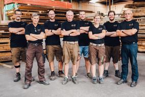 Teamfoto EPK Holz Gudensberg