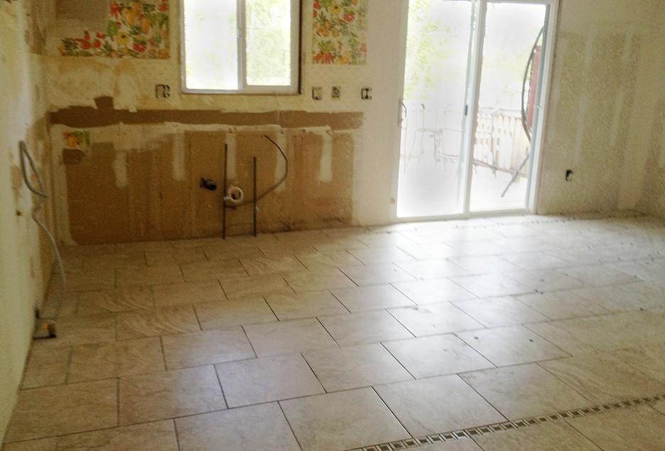 Winwood Kitchen Remodel PROCESS