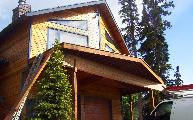 Deck Renovation PROCESS