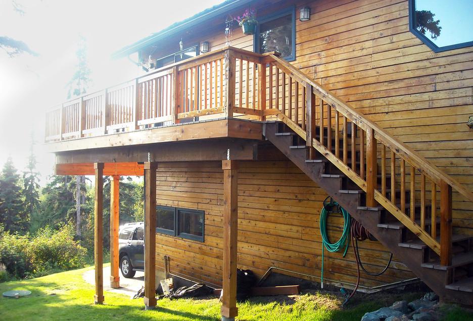 Deck Renovation AFTER