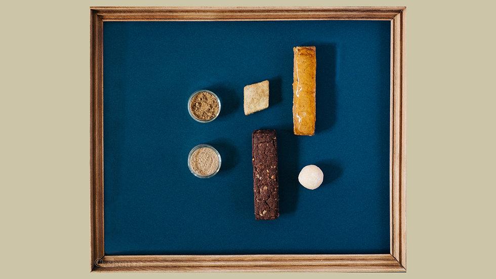 焼き菓子とオリジナルスパイスセット
