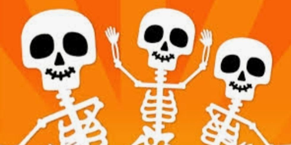 Halloween Toddler Dance - 25th Oct 2019 (5)