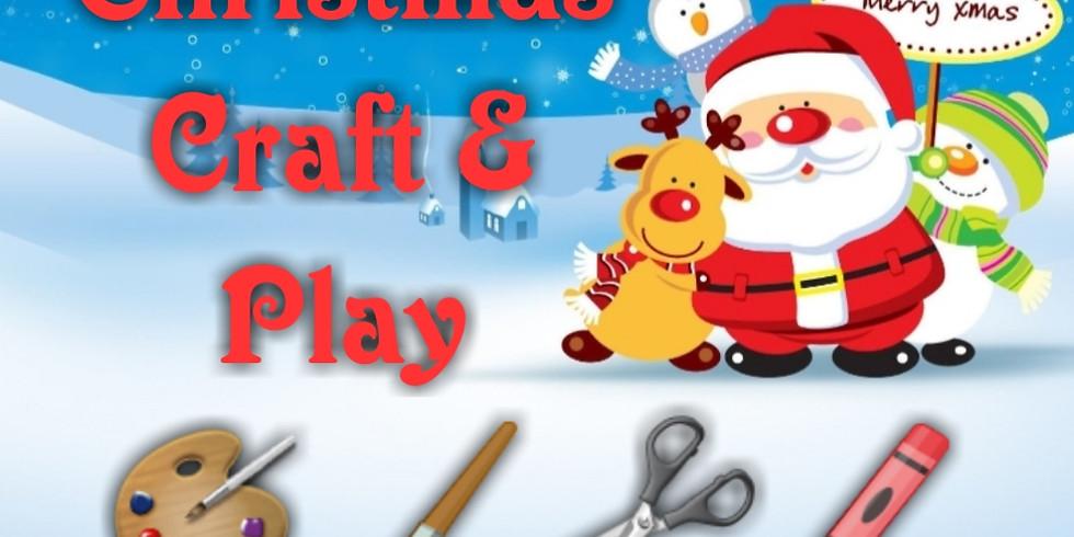 Christmas Craft & Play 11th Dec   (1)
