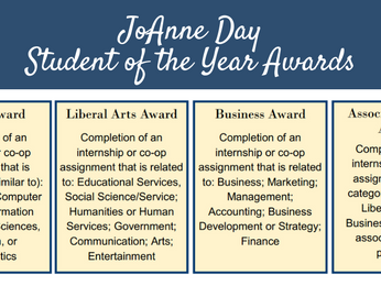 Student of the Year (SOTY) Award Application Process Goes Live!