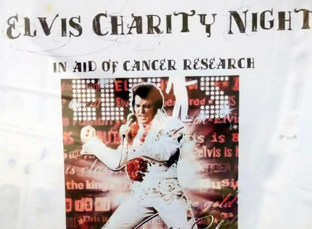 'Elvis Night' Charity Event