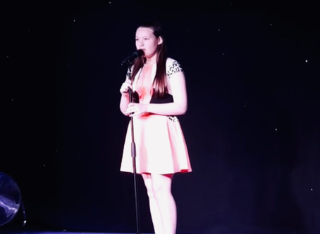 Molly - 'The Big Talent Show' Finals!