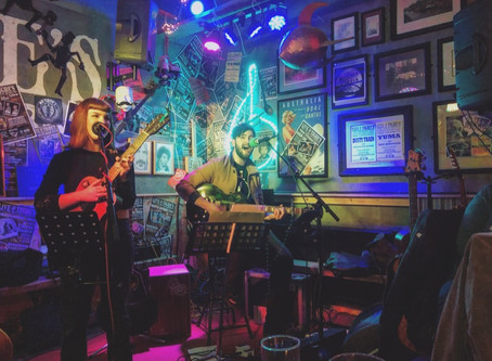 Gig at Mr Tighe's! - March 15th 2019