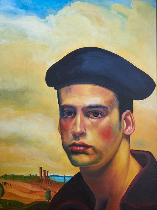 Portret Pablo