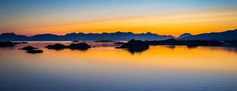 Noorwegen, na middernacht