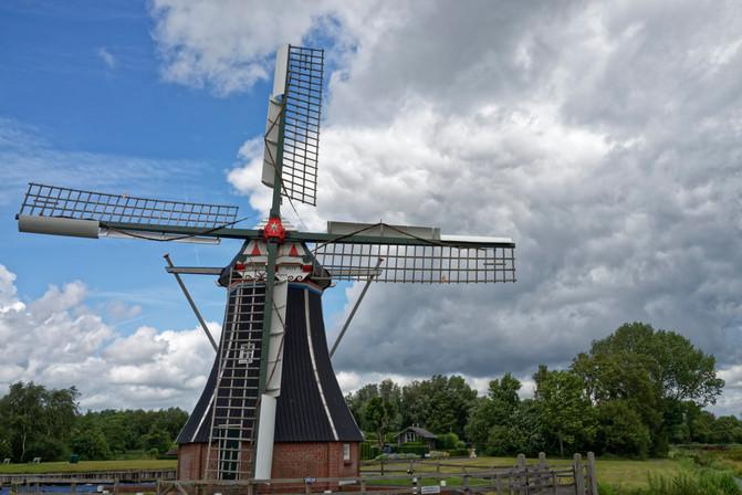 Nederland Fietserpad 2017