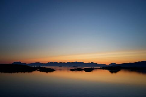 Fietsen Noorwegen Tromso-Lofoten 2015
